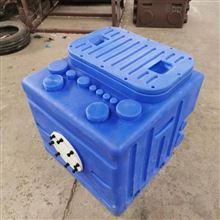 550L汙水提升器水箱加工定製