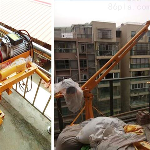 东弘小型室外楼层小吊机