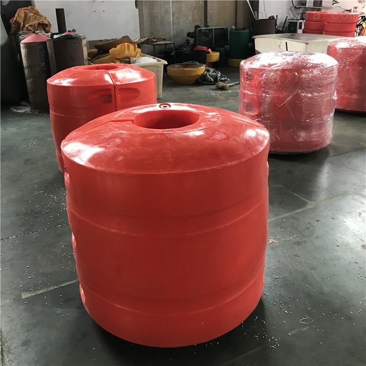 吸沙管道浮体耐磨夹管塑料浮体产商
