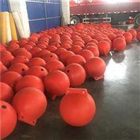 海上禁航塑料警示浮球