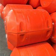 管径250漂浮管道浮筒