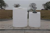 六合区1T吨塑料水桶大圆桶储水桶箱