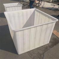 200L升大号塑料水箱水产养殖箱厚养鱼箱储水