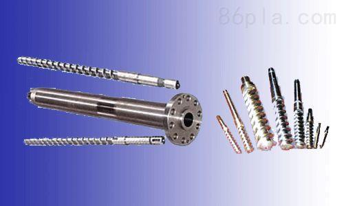 金丰螺杆-橡胶挤出机螺杆机筒
