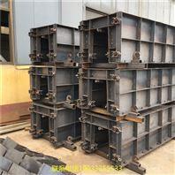 农田灌溉流水槽模具 预制矩形槽模板