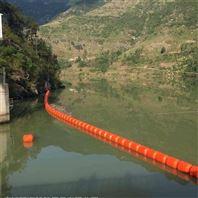 水上垃圾拦截浮筒拦污浮筒