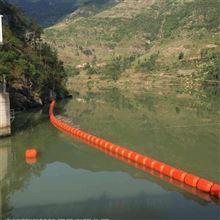 水上垃圾攔截浮筒攔汙浮筒