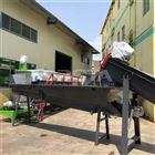 福建漳州廢化妝瓶回收處理清洗線塑料設備