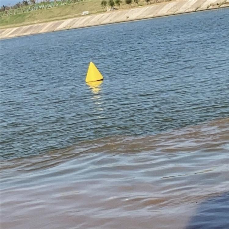 水上保护区界位浮标