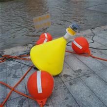 FB700*900近海塑料航道浮标船只防搁浅警示浮标