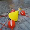 内湖警示定位浮标