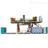 岩康中空吹塑机设备厂家