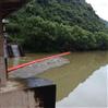 电站拦污漂排水上浮排拦污浮筒