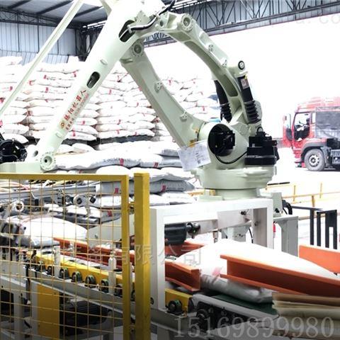 智能堆垛机器人