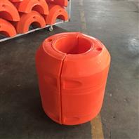 泵站夹管浮体水上管道浮体海上管线浮筒