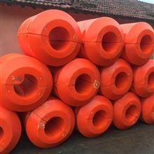 水库清淤管道浮筒海上管线浮漂