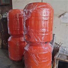 抽沙船浮筒输油管线浮筒定制管道浮筒