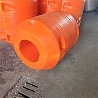 警示浮漂海上管道浮筒工程管线浮漂