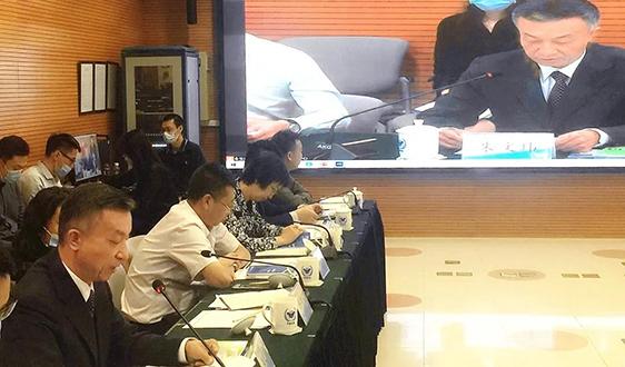 2020年保护臭氧层日纪念大会召开,中国塑协朱文玮理事长出席并发言