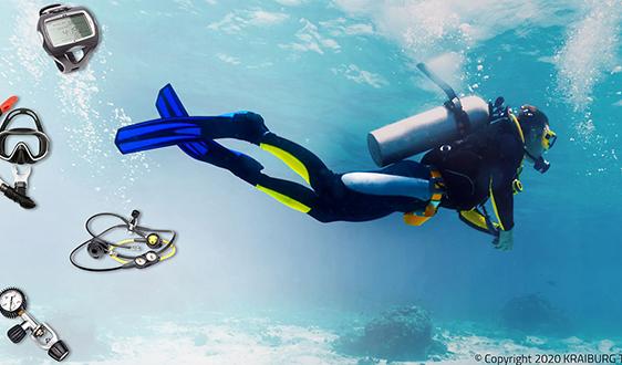 凯柏胶宝:创新的热塑宝K系列TPE适用于动态潜水设备